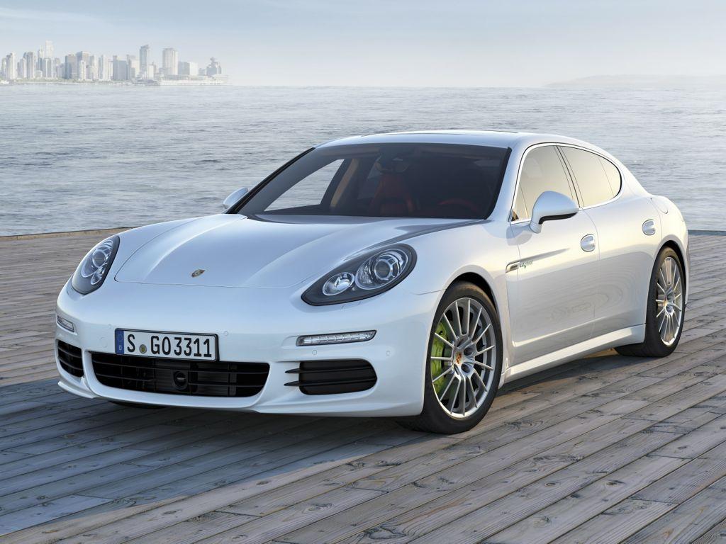 Porsche Panamera S E Hybird (2013)