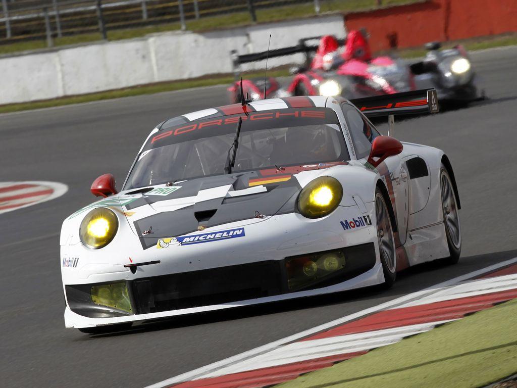 World Endurance Championship (WEC): Neuer Porsche RSR in Silverstone