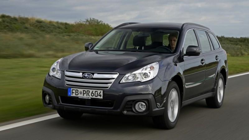 Subaru Outback (2013)