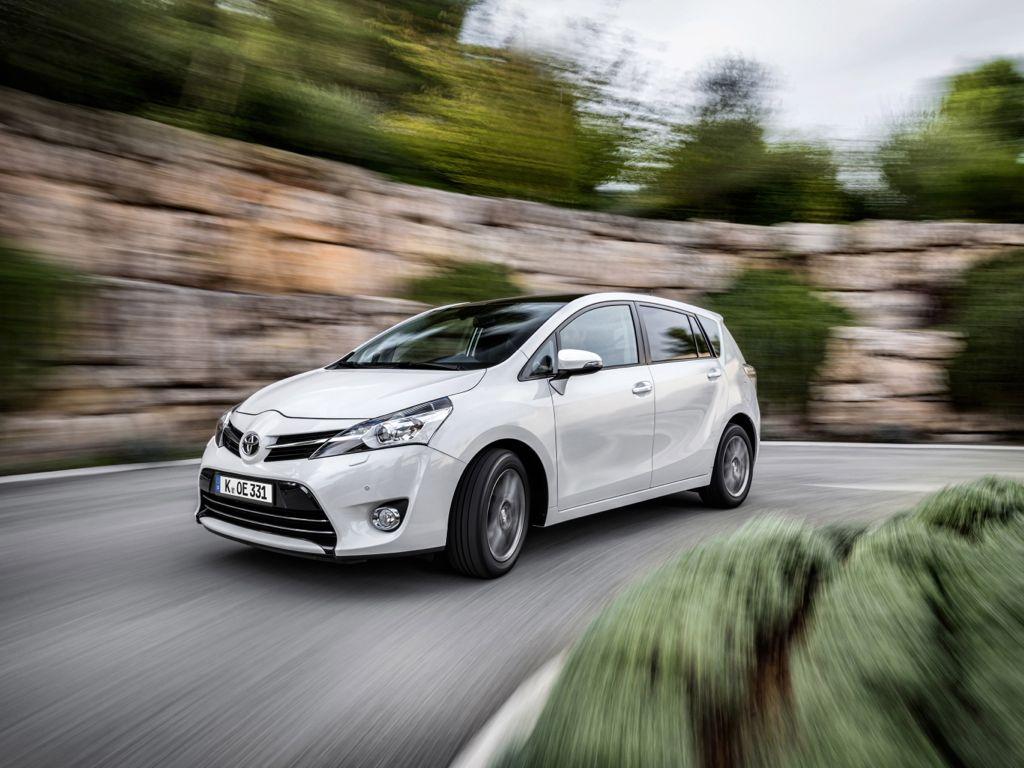 Toyota Verso Facelift: Die Preise des neuen Modells sind nun bekannt