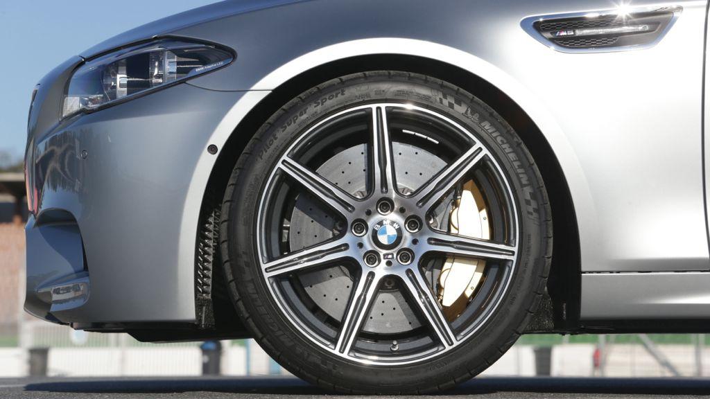 BMW M5 Facelift mit Competition Paket