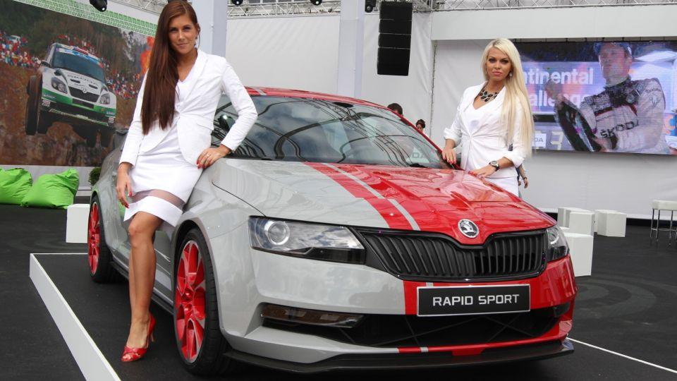GTI Treffen 2013 - Skoda zeigt gleich 5 sportliche Modelle