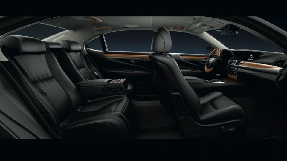 Lexus LS 600h (2013)