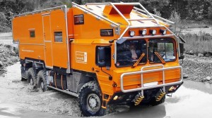 Orangework MAN KAT 1A1 Expeditionsmobile für extreme Offraod Abentuer