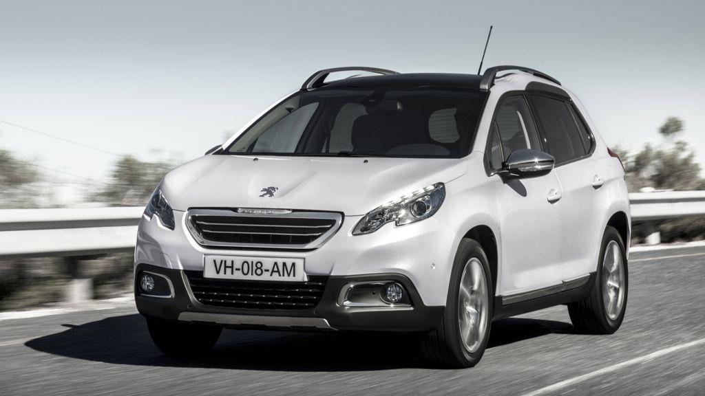 Peugeot 2008: BIlder, preise und technische Daten (2013)