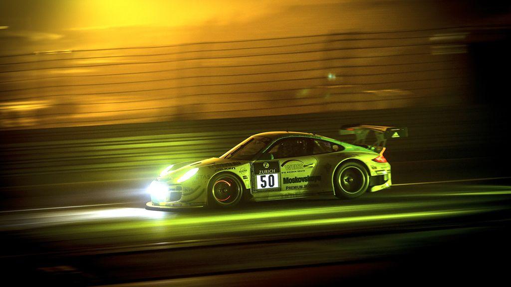 24 Stunden Rennen vom Nürburgring: Bester Porsche auf Platz 7