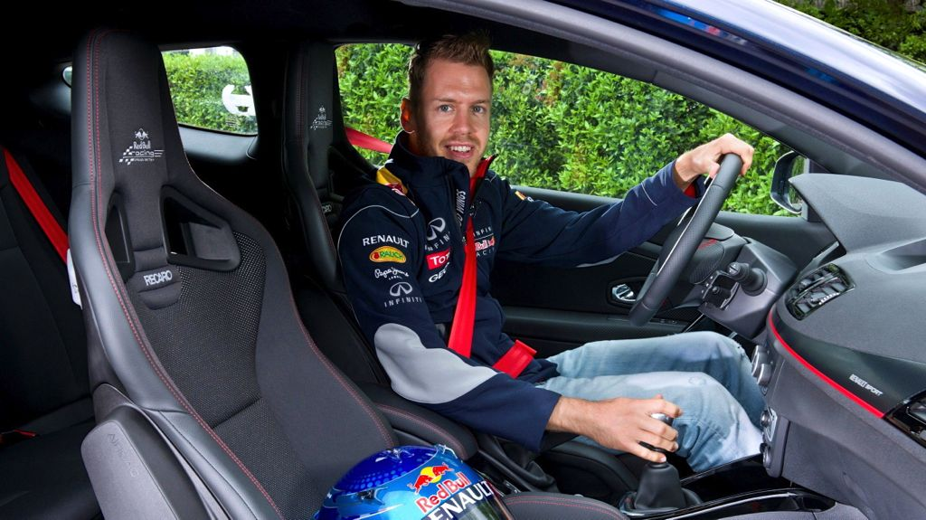 Renault Megane Coupé RS Red Bull Racing: Limitierte Sonderedition ab 34.990 Euro zu kaufen