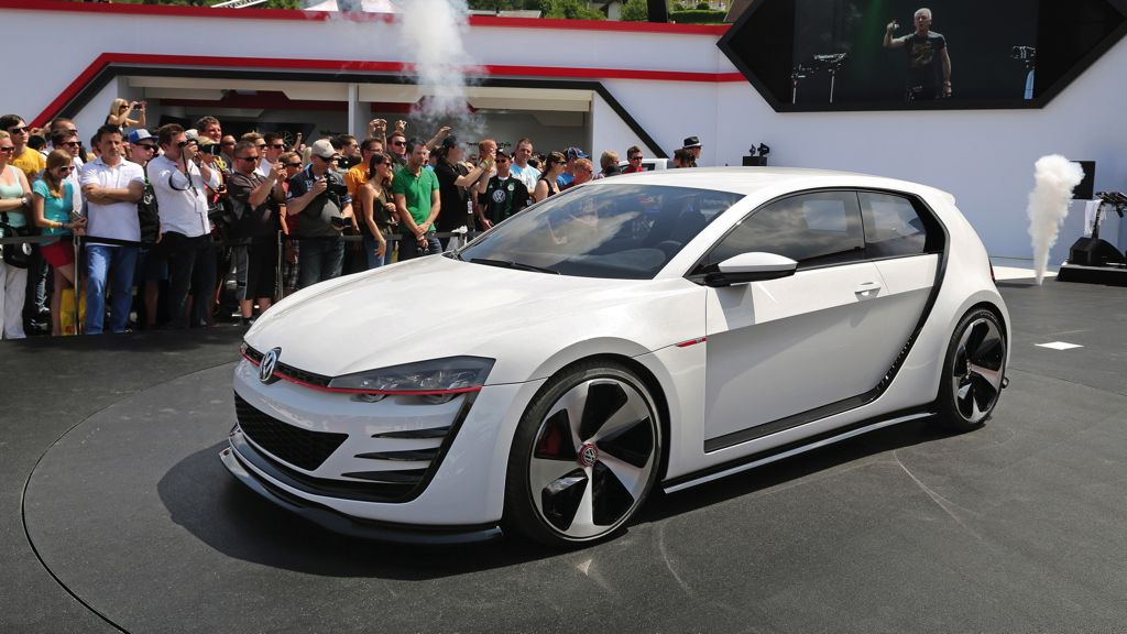 VW GTI Design Vision (2013)