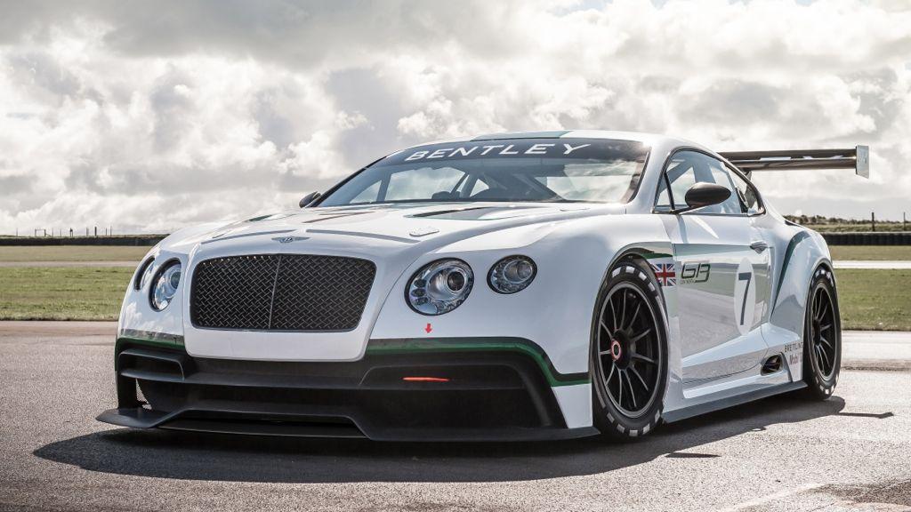 Bentley Continental GT3 (2013)