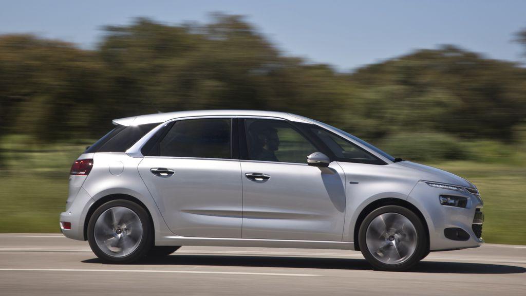 Neuer Citroën C4 Picasso startet ab 19.900 Euro