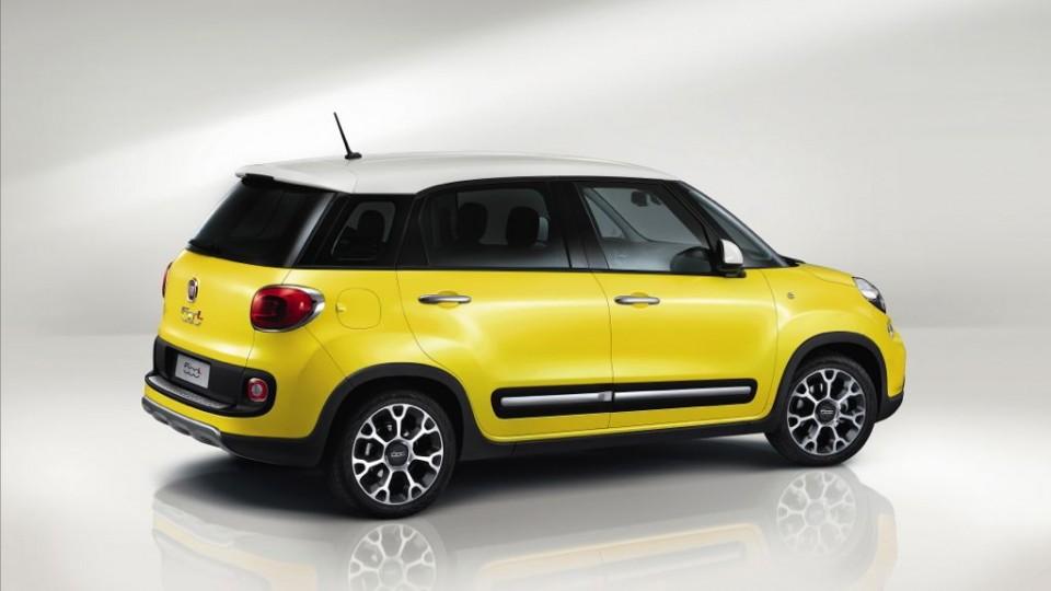 fiat 500l trekking 2013 img 03 960x540 - Neuer Fiat 500 L Trekking kommt ohne Allradantrieb ab 19.550 Euro auf den Markt