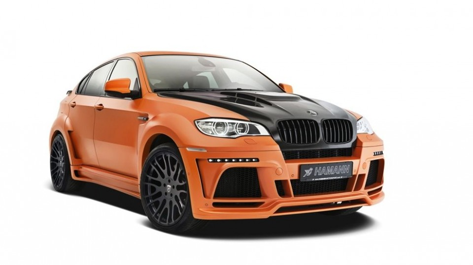 hamman tycoon2 mj2013 img 1 960x539 - Leistungssteigerung für den BMW X6 M: Der Hamann Tycoon II M
