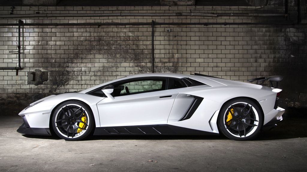 Lamborghini Aventador von Novitec Torado (2013)