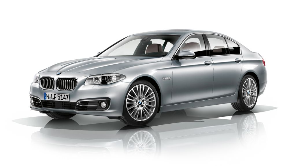 BMW 5er Facelift (2013)