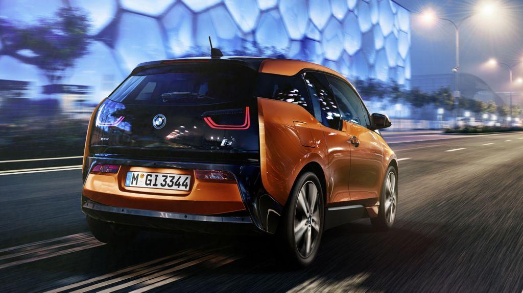 Technische Daten zum BMW i3 Elektroauto