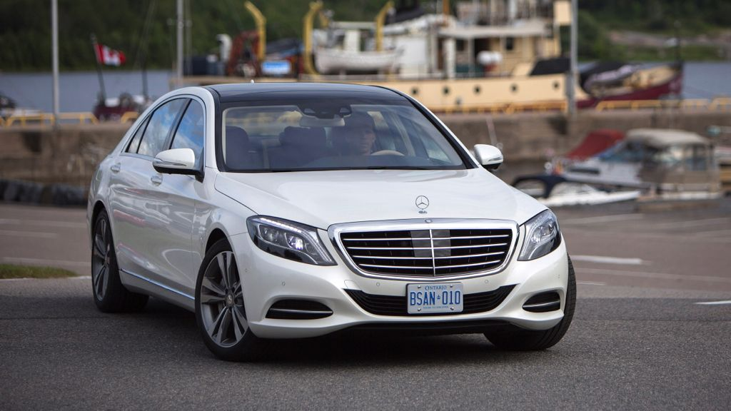 Preise Mercedes-Benz S-Klasse