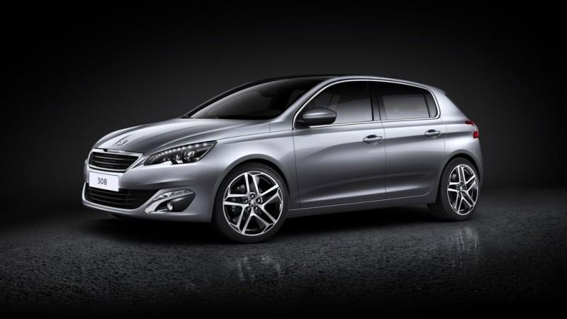 Peugeot 308 Access 82 VTi (2014)