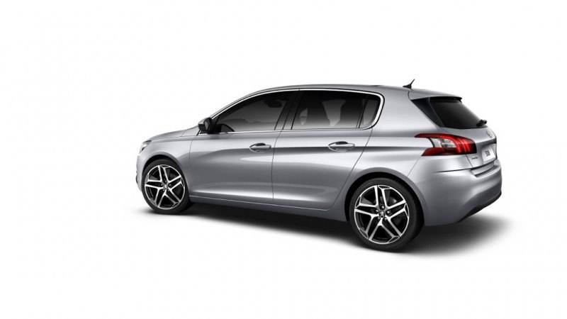 Peugeot 308 Access 125THP (2014)