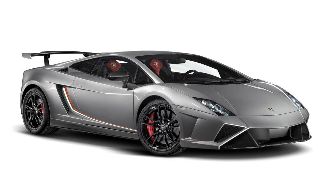 IAA 2013: Neues Topmodell – Lamborghini Gallardo LP 570-4 Squadra Corse (2014)