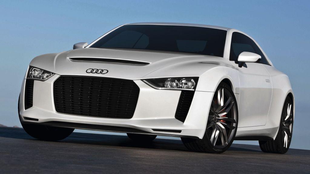 IAA 2013: Audi Quattro Concept (2013)