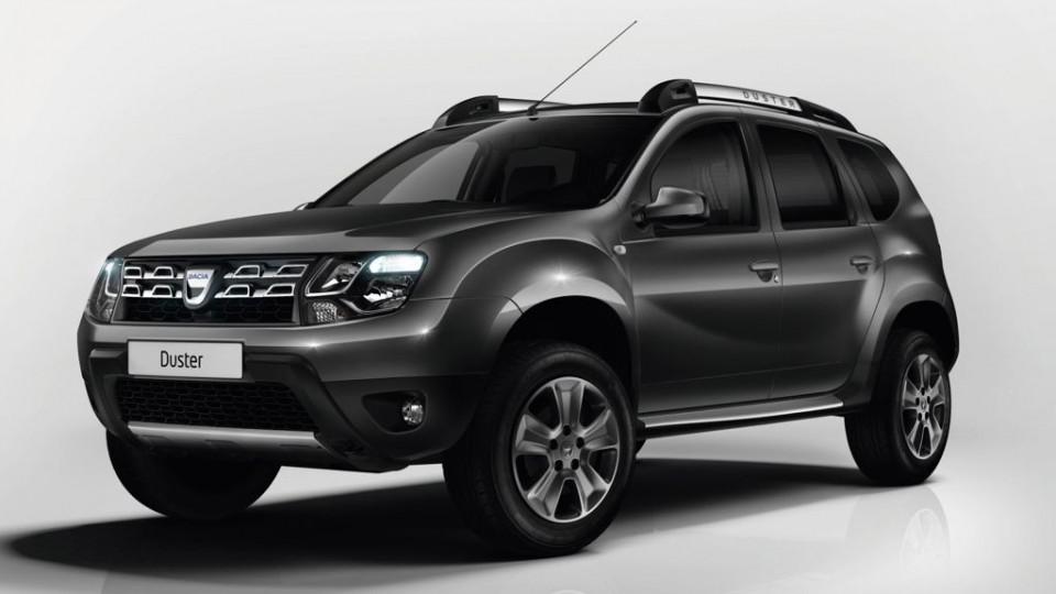 IAA 2013: Erste Bilder des neuen Dacia Duster