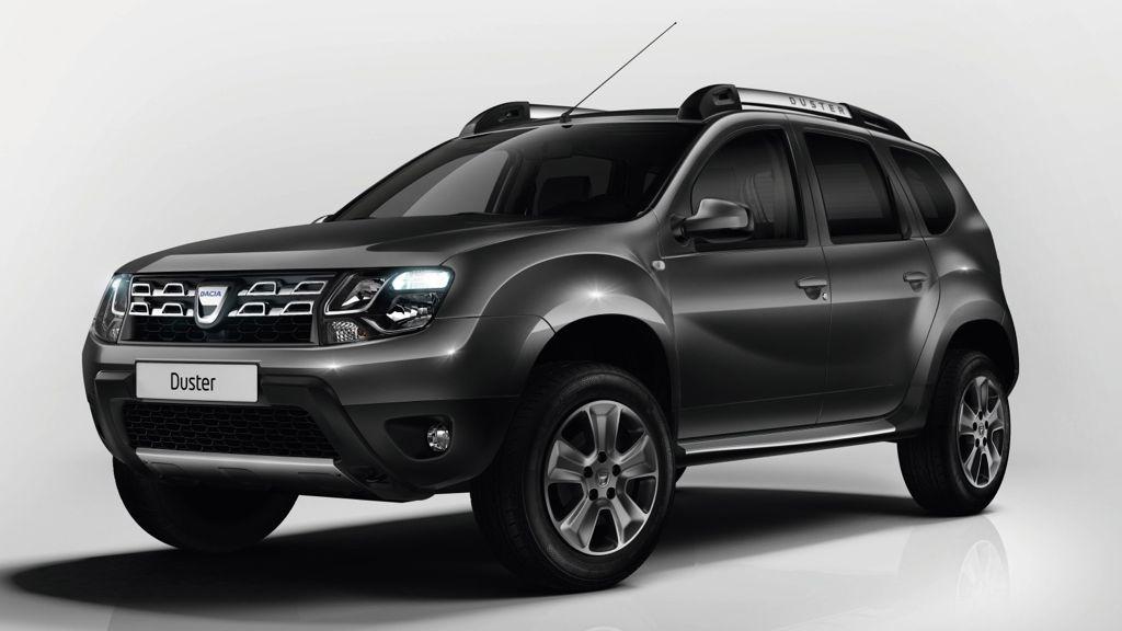 bilder neuer dacia duster iaa 20131 - IAA 2013: Erste Bilder des neuen Dacia Duster