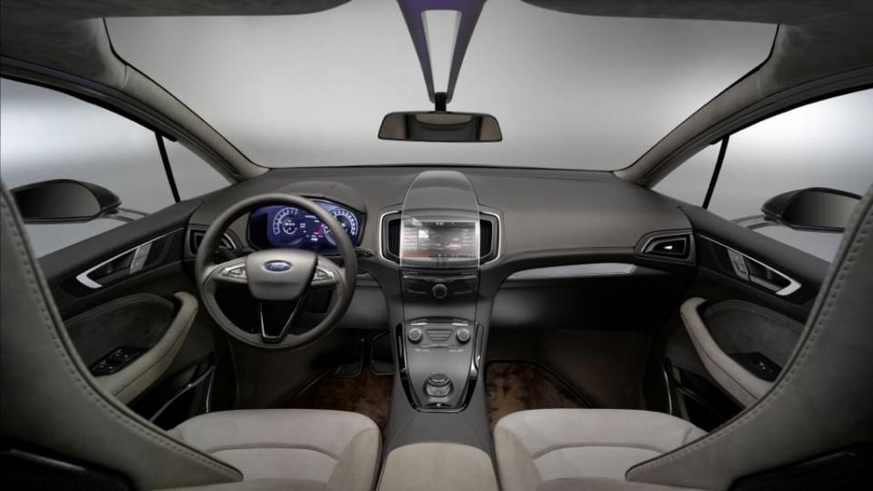 Ford S-Max Concept auf der IAA 2013