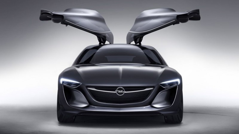IAA 2013: Neuheiten – Opel Monza, Opel Insignia Facelift und Co auf dem Messestand
