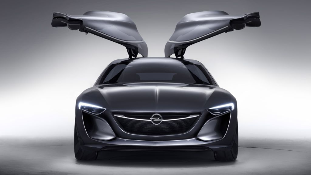 IAA 2013: Opel Monza Concept