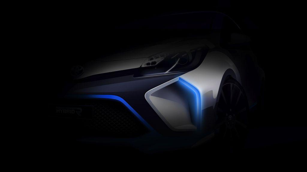 IAA 2013: Toyota zeigt Studie eines Hybrid-Sportwagens mit 400 PS