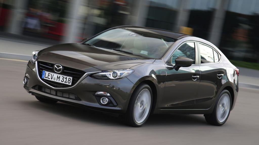 IAA 2013- Europapremiere des neuen Mazda 3 (2014)