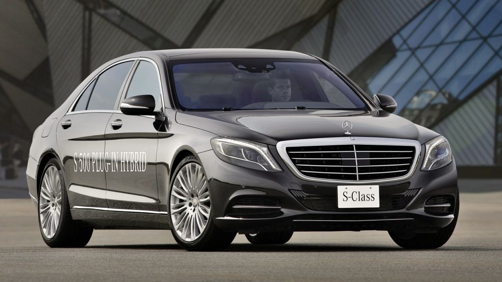 Mercedes-Benz S 500 Plugin Hybrid (2013)