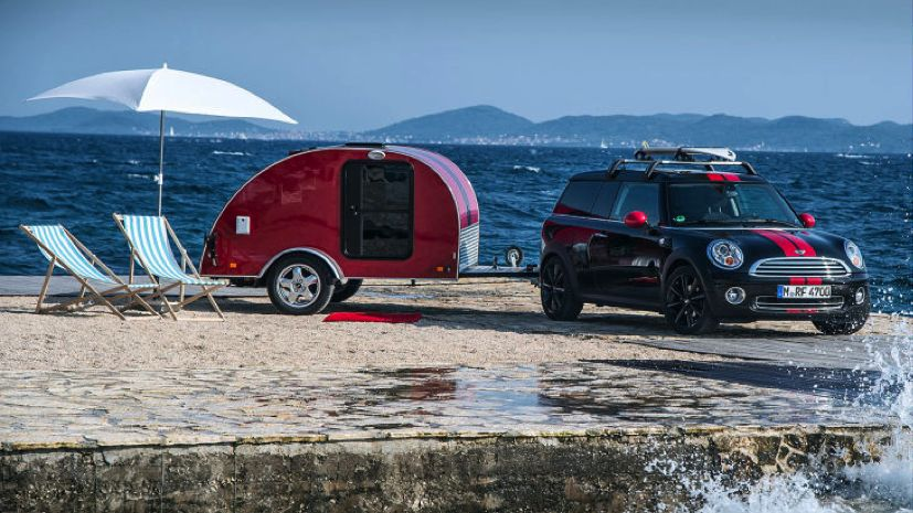 Camping für MINImalisten (Quelle: Mini Presse)