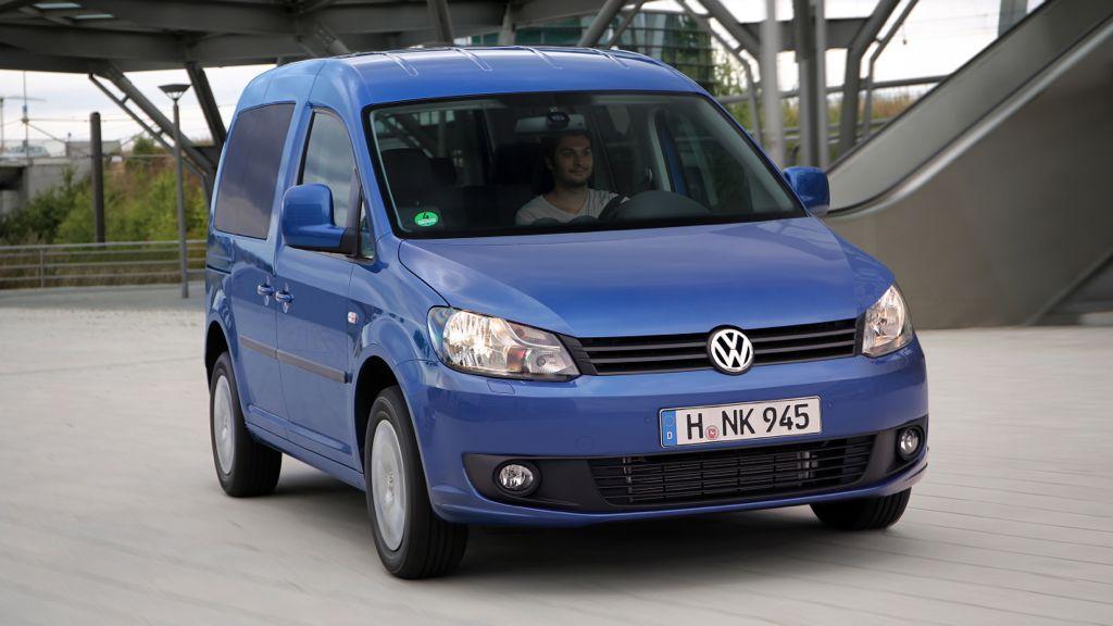IAA 2013: Neuer VW Caddy kommt auf den Markt