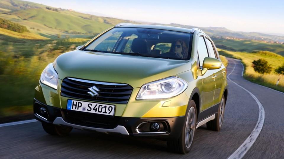 suzuki sx4 mj2014 img 01 960x540 - IAA 2013: Neuer Suzuki SX4 - Deutschlandpremiere und Verkaufsstart