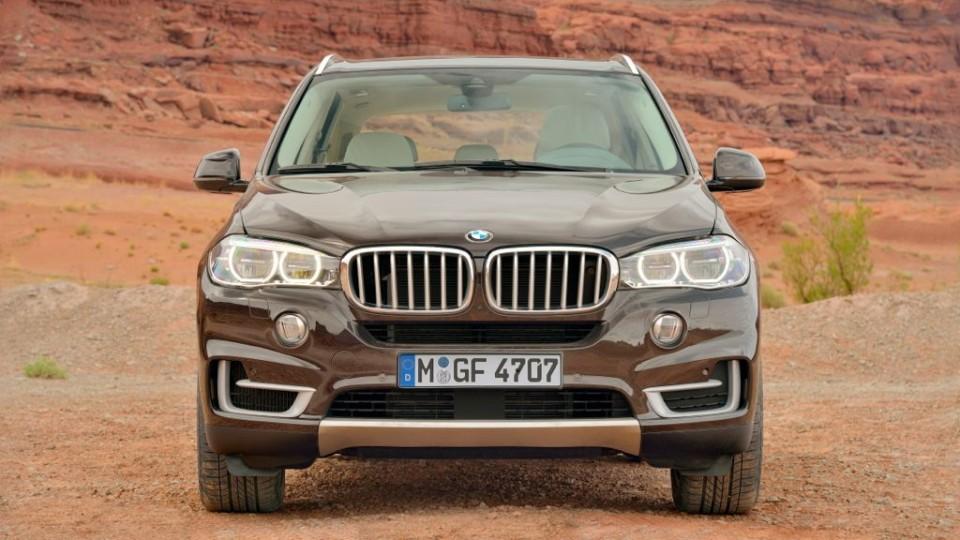 Neuer BMW X5 Preise Bilder Video und Technische Daten