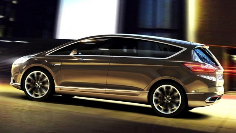 IAA 2013: S-Max Concept – die Zukunft von Ford beim Messebesuch