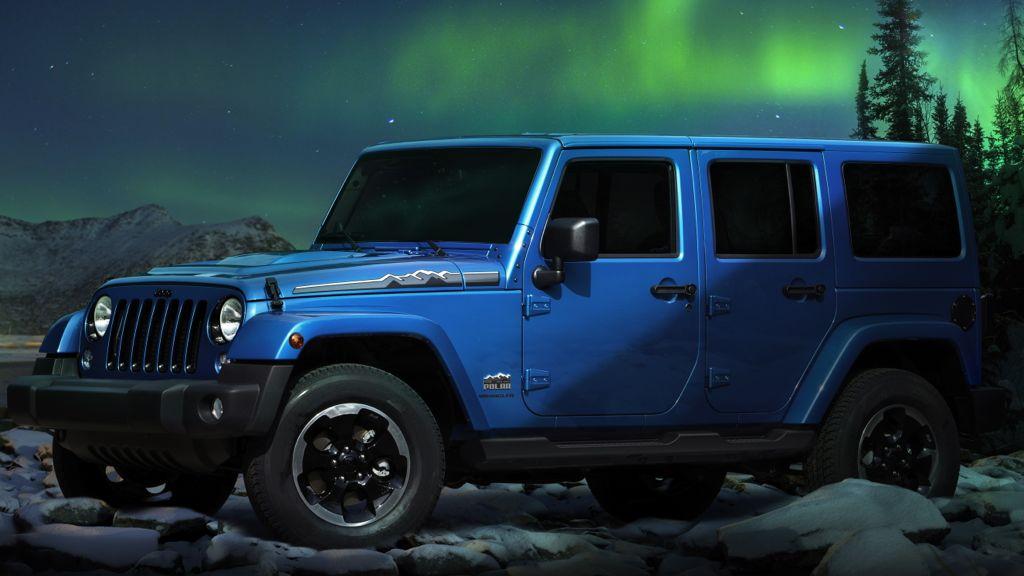 Jeep Wrangler Polar (2014)