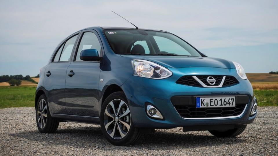 Neuer Nissan Micra im Preisvergleich zum VW up