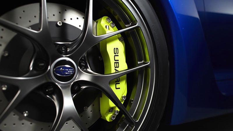 IAA 2013: Special mit Subaru WRX Concept und Subaru VIZIV