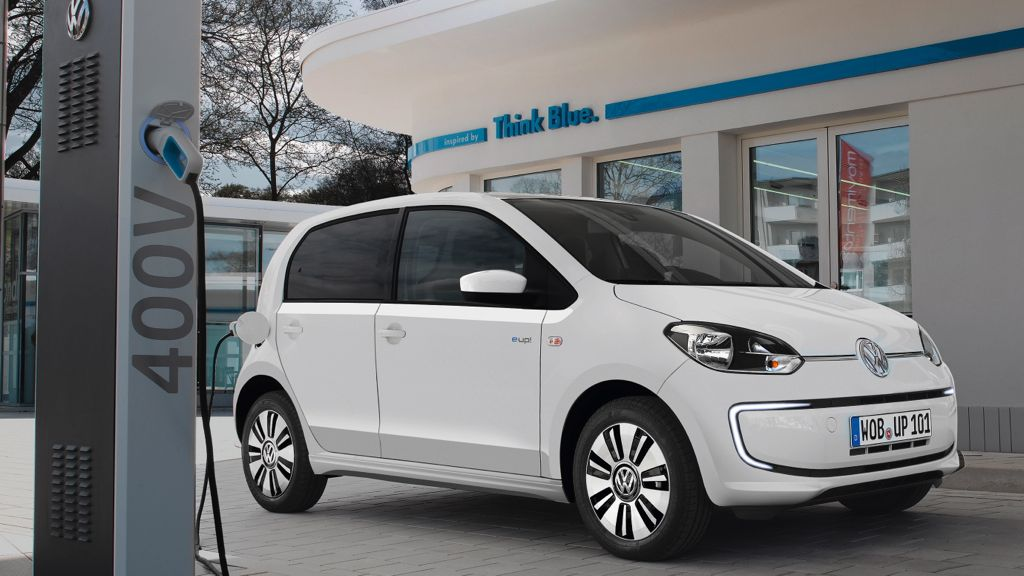 vw e up preis ab euro ist der elektrische. Black Bedroom Furniture Sets. Home Design Ideas