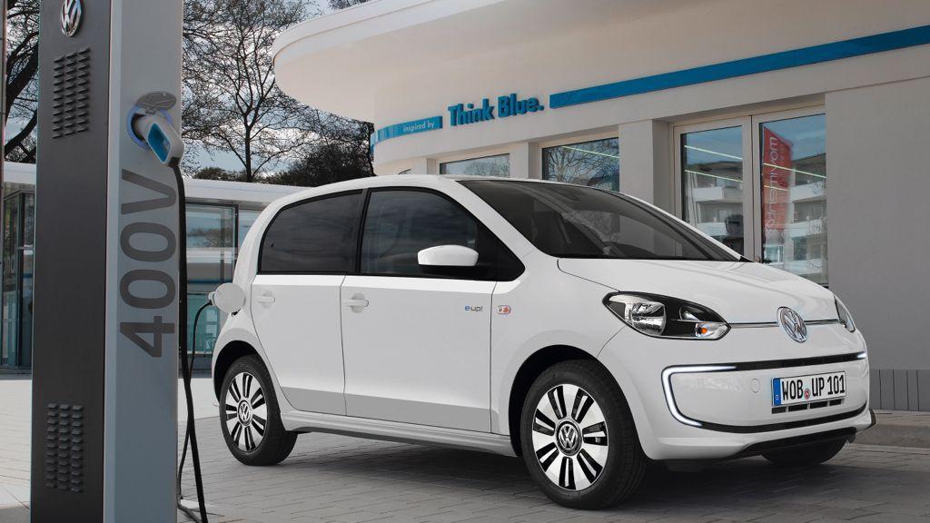 VW e-up Preis: Ab 26.900 Euro ist der elektrische Kleinwagen zu kaufen