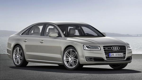 Audi A8 Außenansicht