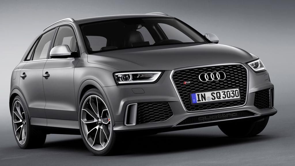 Audi RS Q3 (2014)