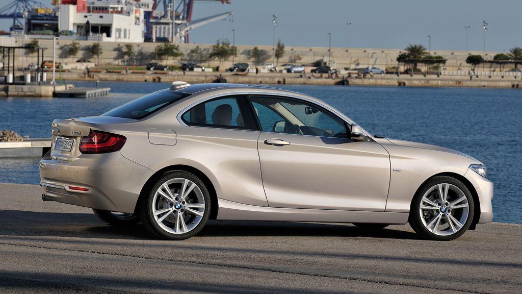BMW 200d der sparsame Diesel der neuen Baureihe