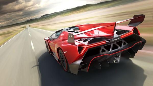 lamborghini veneo roadster mj2014 img 2 600x337 - Lamborghini Veneno Roadster: Supersportler mit 750 PS für 3,3 Millionen Euro