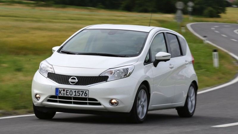 Nissan Note (2014)