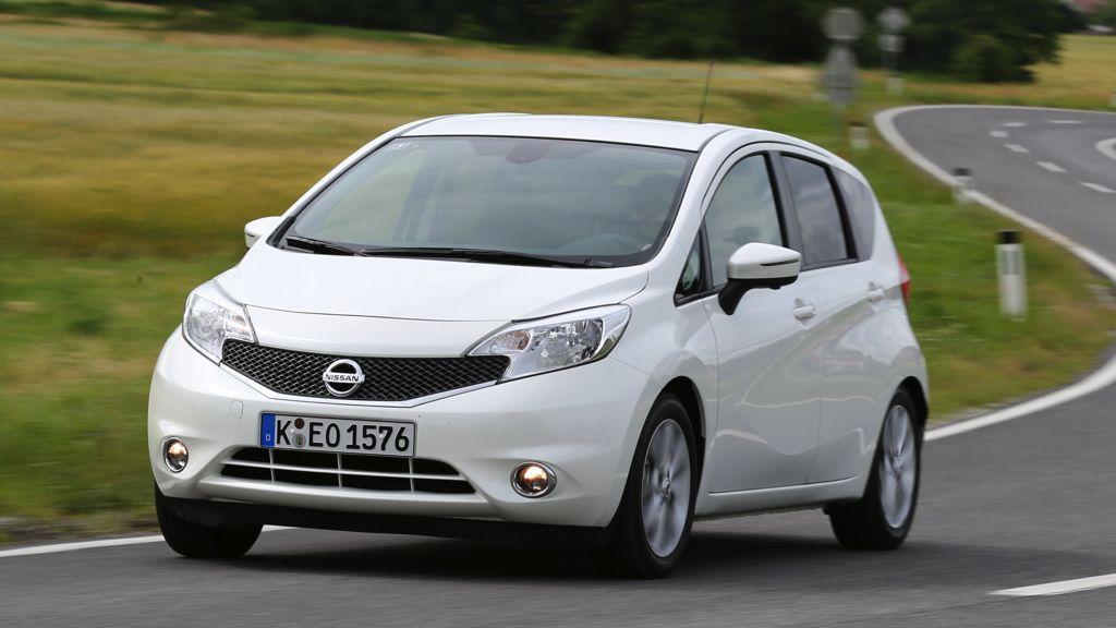 Neuer Nissan Note Preis ab 13.990 Euro