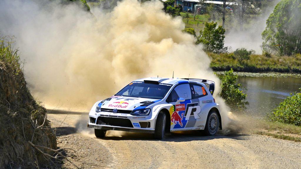VW Polo R WRC (2014)
