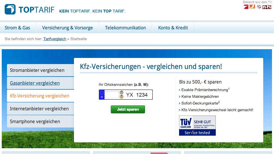 Kosten für KFZ Versicherung & Co. einfach günstiger gestalten